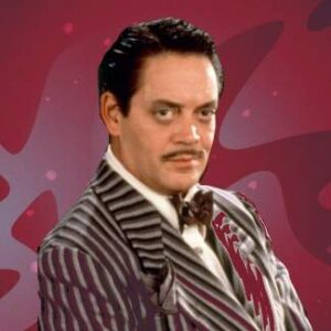 Gomez Addams Outfit