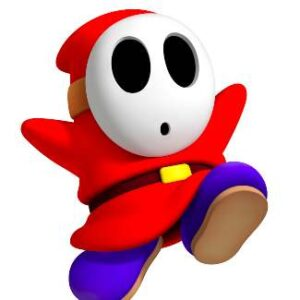 Mario Shy Guy Outfits