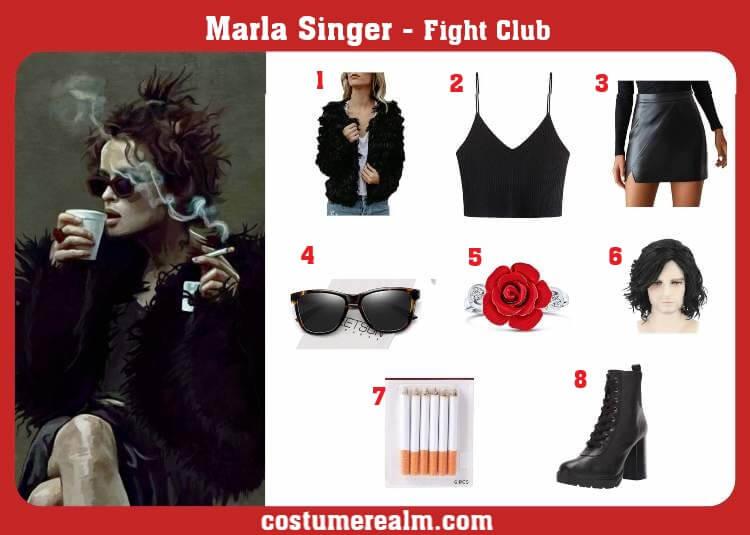 Marla Singer Costume