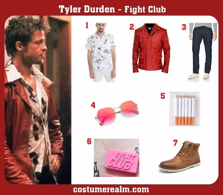 Tyler Durden Costume
