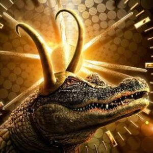 Alligator Loki Outfit