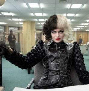 Emma Stone Cruella Outfit