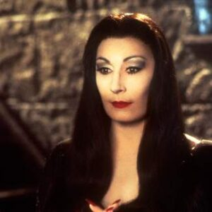 Morticia Addams Outfits