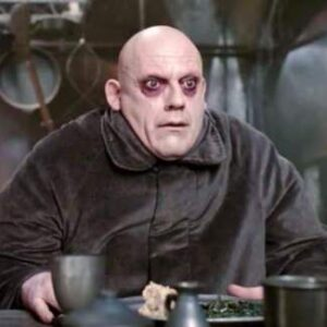 Uncle Fester Outfit