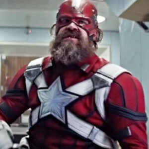 Red Guardian - Alexei Outfits
