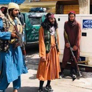 Taliban Fashion