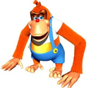 Lanky Kong Outfit