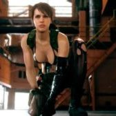 Metal Gear Solid Quiet Costume
